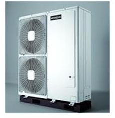Hitachi Air Source Heat Pump-2